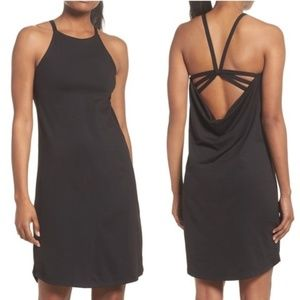 Patagonia Black Sliding Rock Dress • NWT • Medium